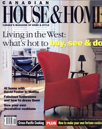 House and Homes - David Foster
