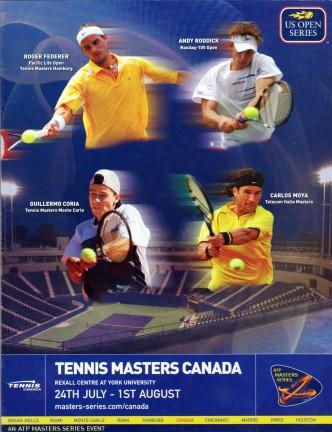 Rogers Cup - Men's Tennis